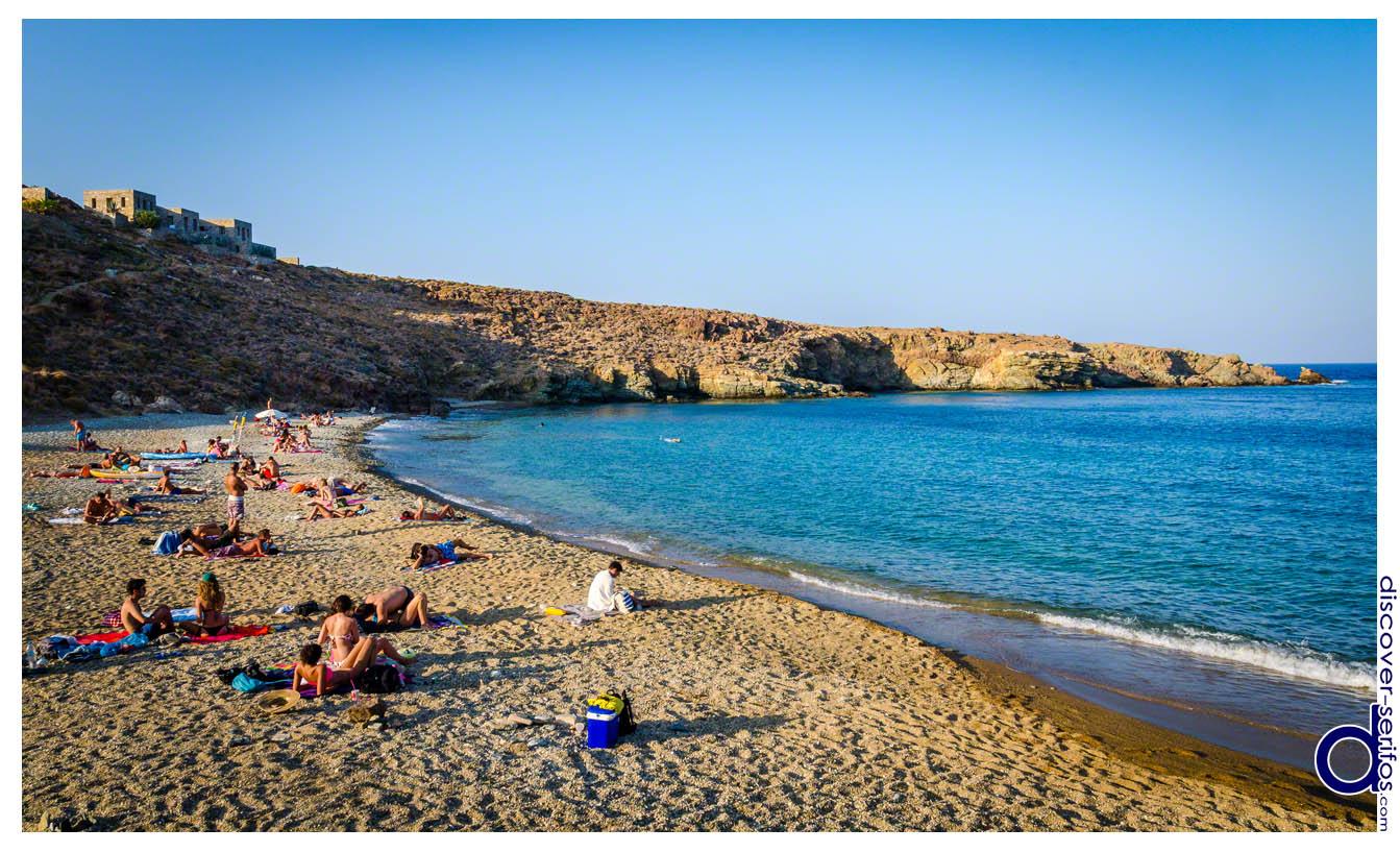 Serifos - Lia beach