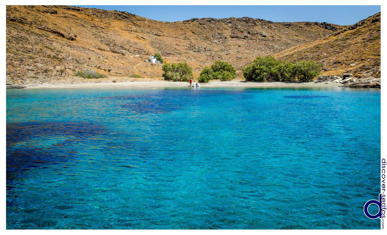 Skala beach - Serifos