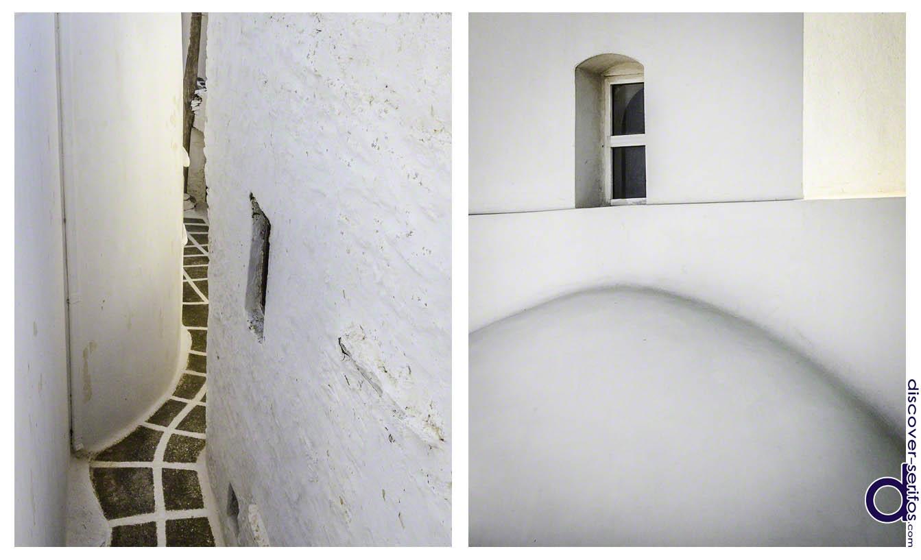 Taxiarches Monastery - Serifos