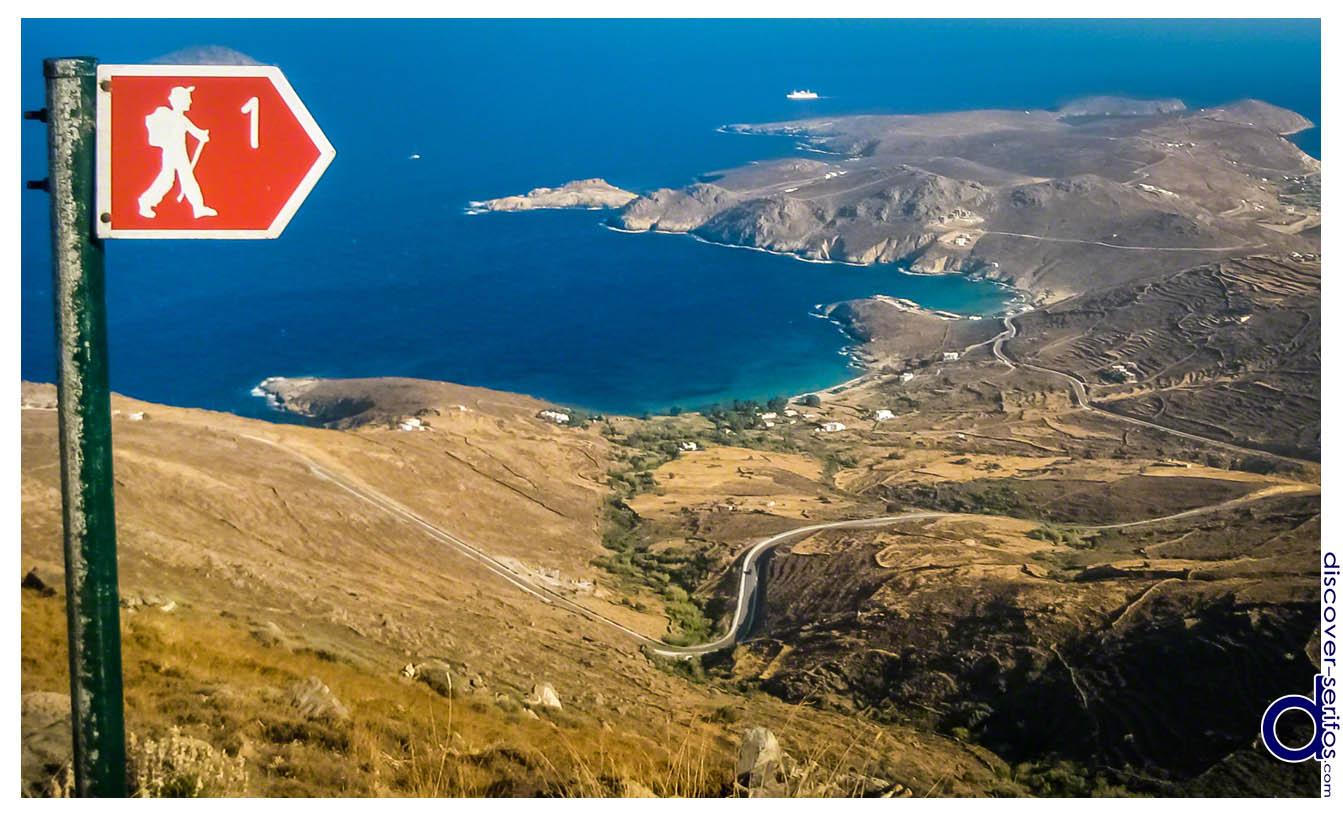 Trail 1 - Kallitsos-Chora