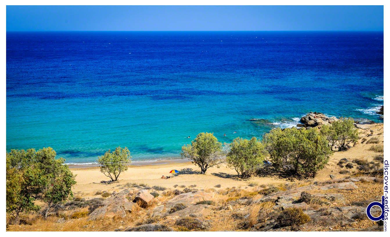 Άγιος Γιάννης - Παραλία Σερίφου