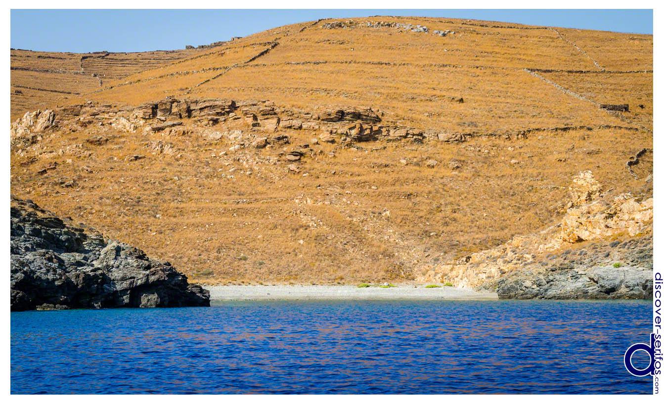 Αχλάδι - Παραλία Σερίφου