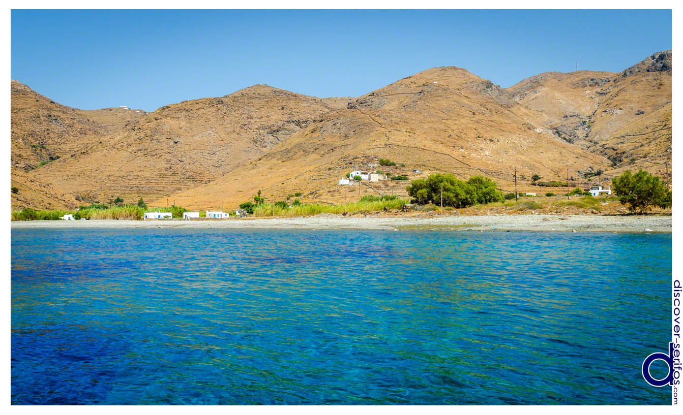 Οικισμός και παραλία Αβεσσαλού