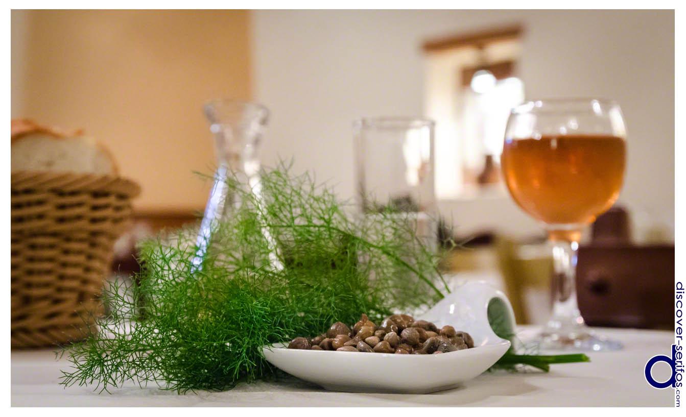 Παραδοσιακά προϊόντα Σερίφου