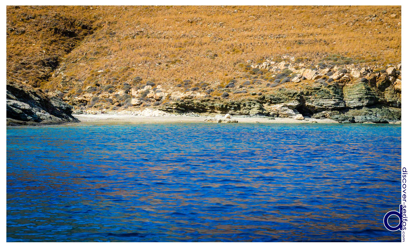 Παραλία Δύο Γιαλούδια - Σέριφος