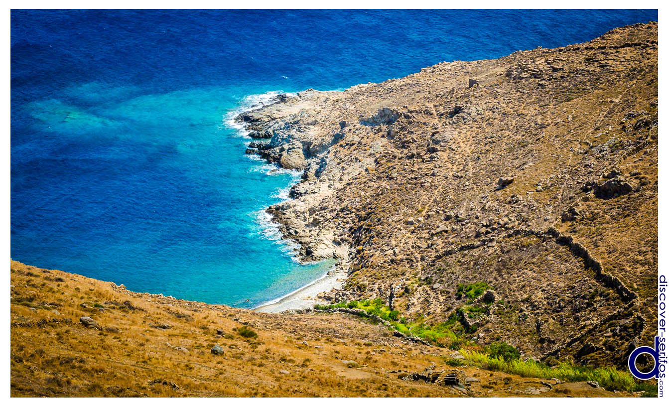 Παραλίες με πρόσβαση από θάλασσα