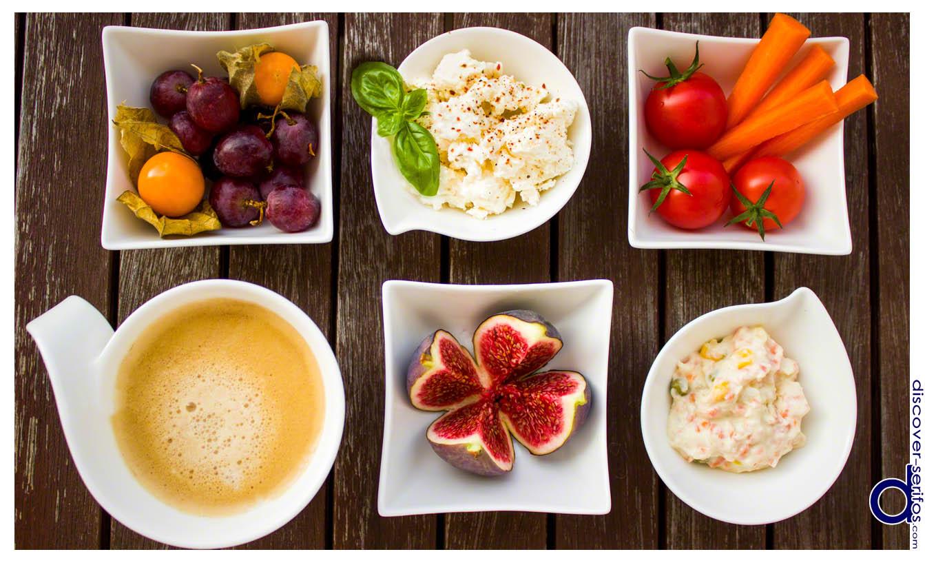 Πρωινό - Σέριφος