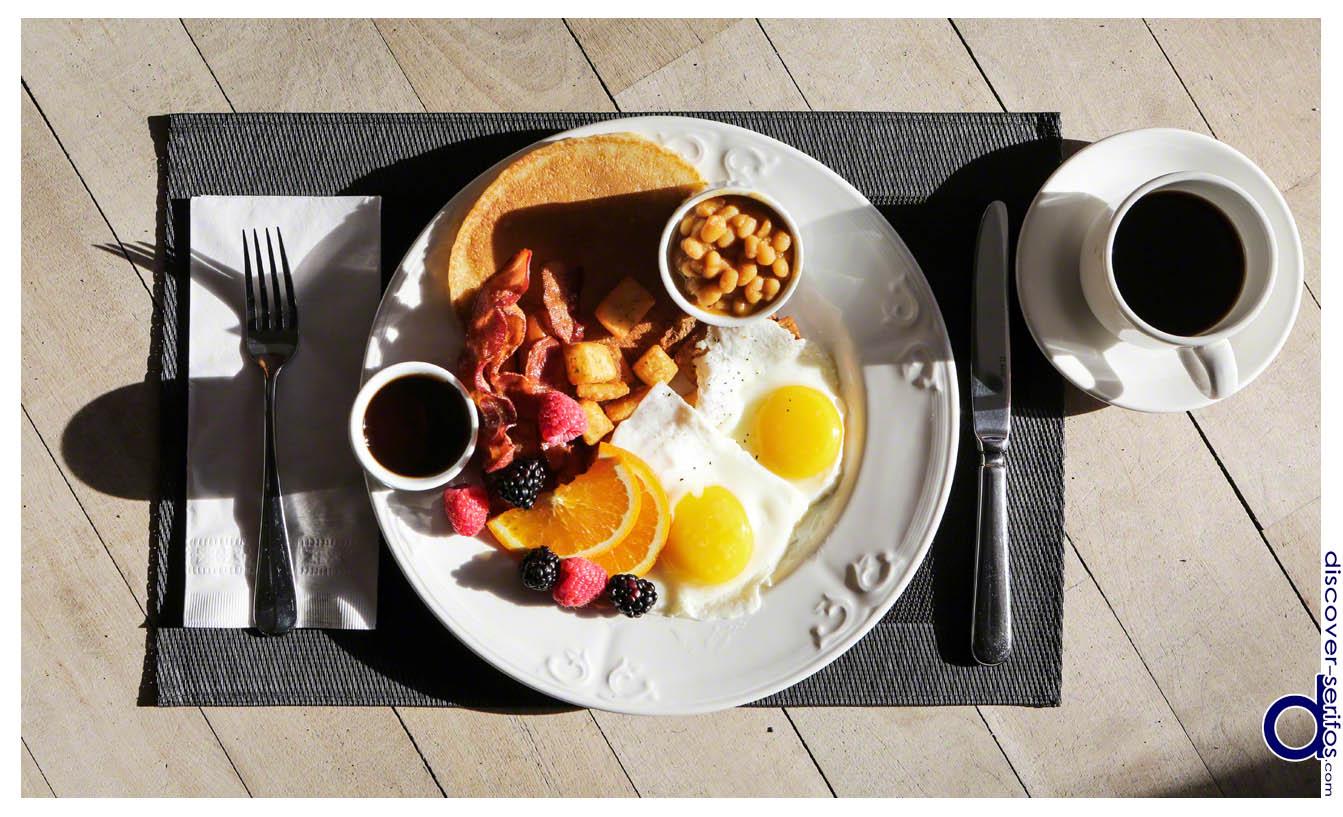 Πρωινό στη Σέριφο