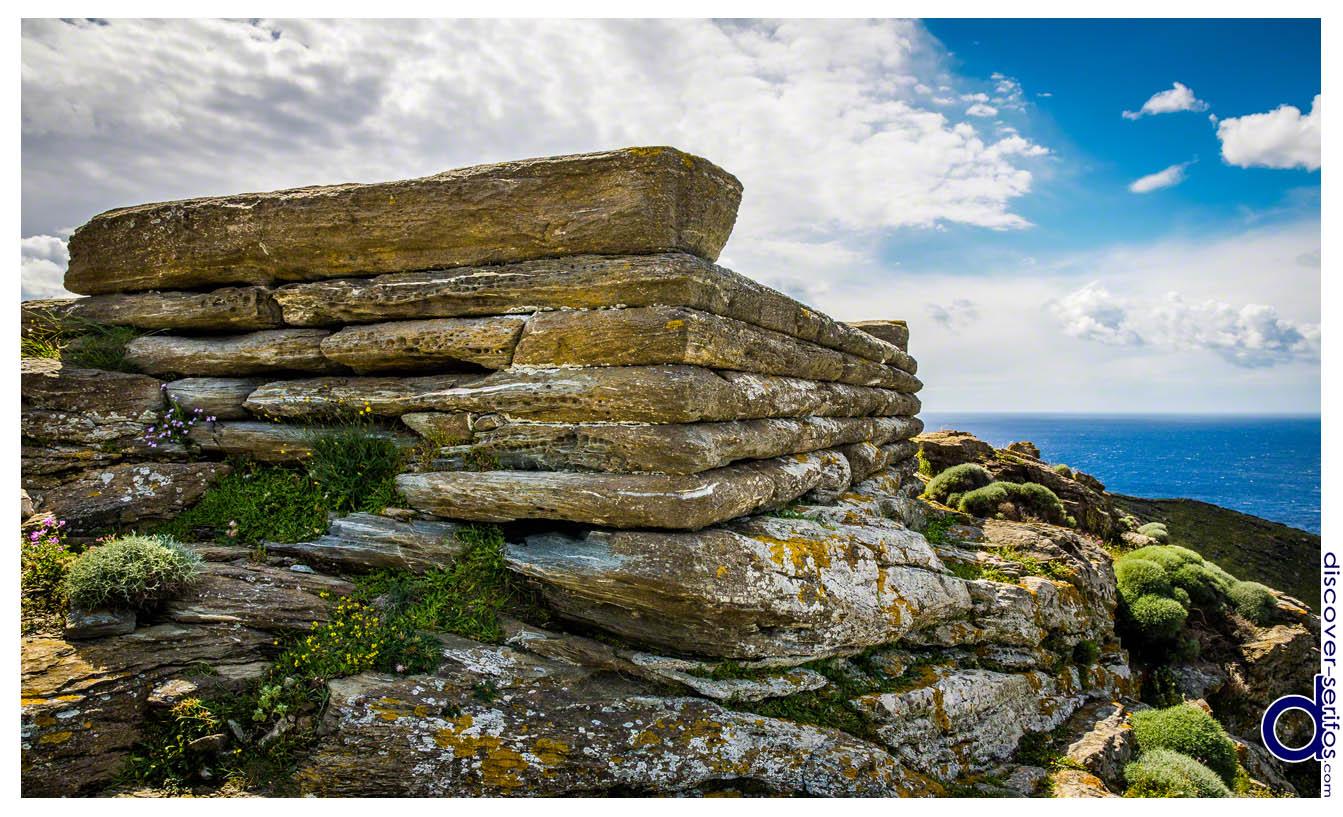 Σέριφος - Ψαρός Πύργος - Θρόνος του Κύκλωπα