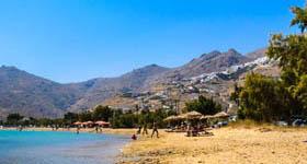 Αυλόμωνας - Παραλία Σερίφου