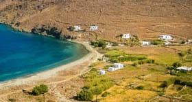 Αβεσσαλός - Παραλία και Οικισμός