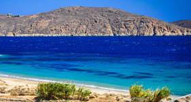 Σέριφος - Παραλία Καράβι