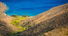 Κένταρχος - Παραλία Σερίφου