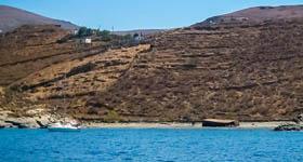 Παραλία Κούντουρο - Σέριφος