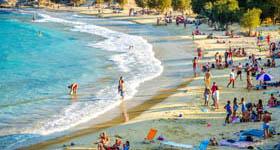 Παραλία Ψιλή Άμμος Σερίφου