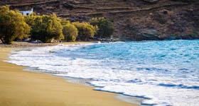 Συκαμιά - Παραλία