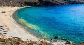 Βαγιά Παραλία στη Σέριφο